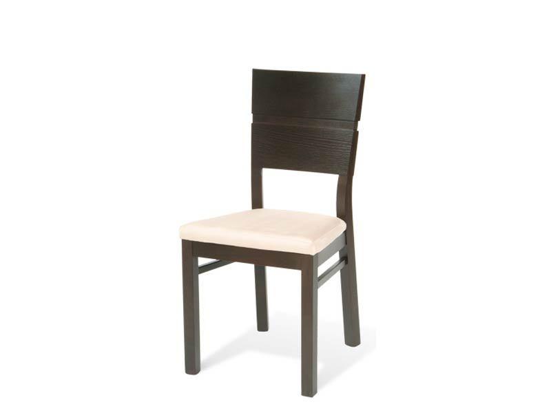 Jedálenská stolička - BRW - August - HKRS